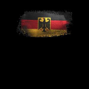 Deutschland Fahne Flagge Bund Deutschlandfahne