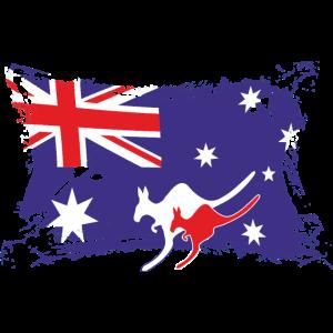 Australian Flag, Australien Flagge