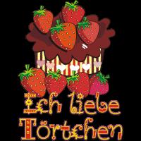 Törtchen mit Erdbeeren - Ich liebe Törtchen