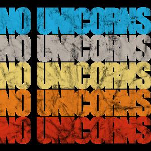 Vintage Distressed Unicorns Anti Trend Shirt