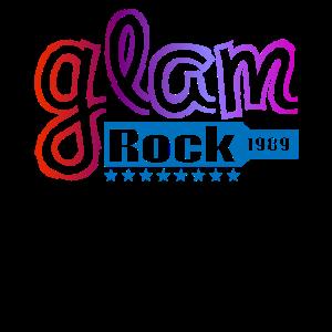 Glam Rock Musik Musiker Punk Geschenk