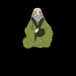 Onkel Iroh / Die Bedeutung innerer Stärke