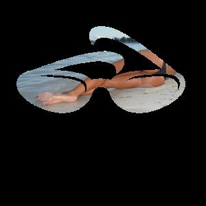 Sexy Sonnenbrille