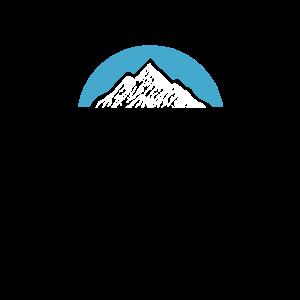Berge Logo Mountains Motiv Design Vorlage