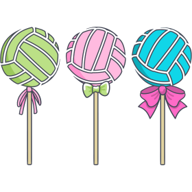Candy Volley