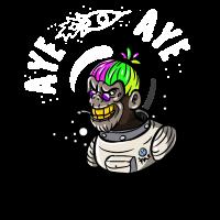 Space Chimp T-Shirt