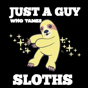 Sloth Kawaii
