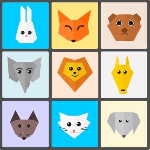 animales dibujos