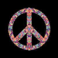 Peace Zeichen Hippie Hippies 60er Jahre Geschenke