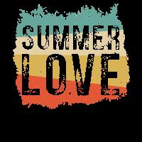 Sommer Liebe Sommerfarben
