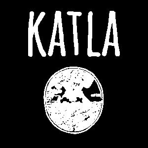 Katla Souvenir Vulkan