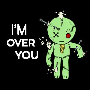 voodoo Puppe Herzschmerz Liebeskummer