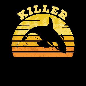 Killerwal Raubtier