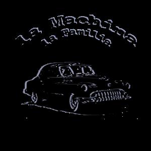 Vintage Auto Motiv - La Machina La Familia