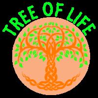 TREE OF LIFE Yoga Geschenk