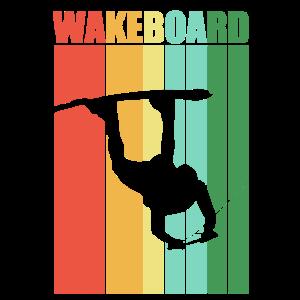 Wakeboard Wakeboarder Freizeitsport