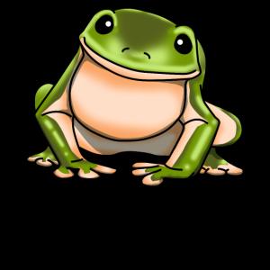 Frosch Frösche Liebhaber Tier Amphibie Geschenk