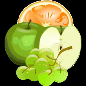 Ich liebe Obst