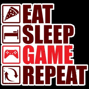 Essen Schlafen Spielen