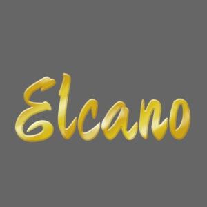 ELCANO Schriftzug