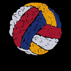 Ornamental Volleyball - Spiritual & Magical