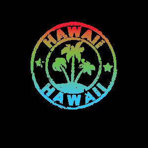 Hawaii Palmen