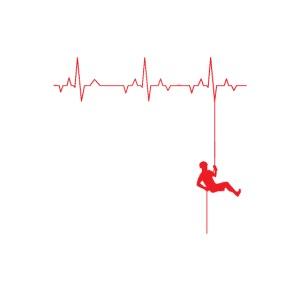 Love Rappelling ECG