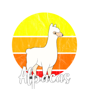 Life is Better with a Alpacas! Geschenk Alpaka
