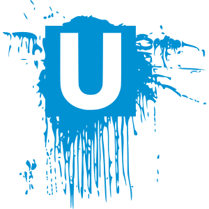 U-Bahn-Logo Graffiti