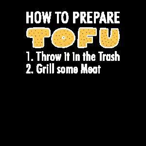 Grill Grillen Fleisch Tofu