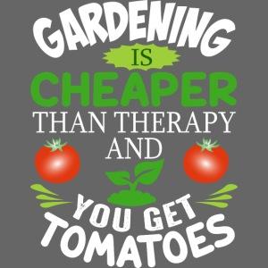 Garten Gartenarbeit Therapie Tomaten Hobbygärtner