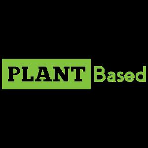 Plant Based Spruch Vegan Fleischfrei Geschenk
