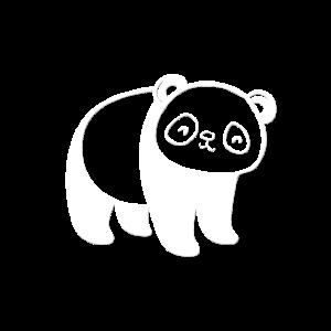 Lächelnder Panda - Smily Panda