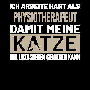 Physiotherapeut Katze
