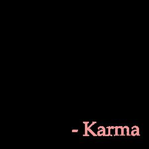 Karma-Zitat