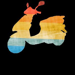 Motorroller Roller Moped