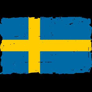 Schweden - Sweden - Vintage Look