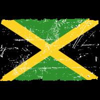 Jamaica - Reggae - Vintage Look
