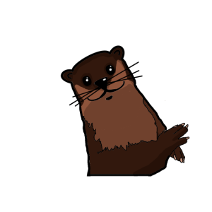 Lusiger Otter