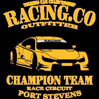 Touring-Car-Racing