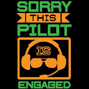 Verlobt Pilot Beziehung Verlobung Geschenk