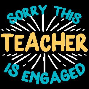 Verlobt Lehrer Beziehung Verlobung Geschenk