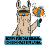 Sorry ich bin ein Lama