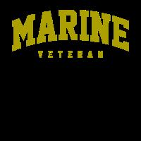 Marine Veteran Soldat