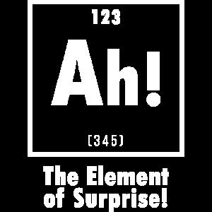 Element der Überraschung