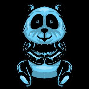 Panda Bear Giant Species Wald Ureinwohner Tier Geschenk