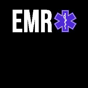 EMR Emergency Medical Responder design Gift