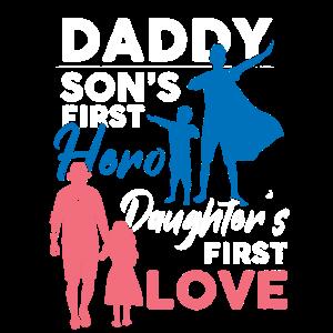 Vater Sohn Tochter