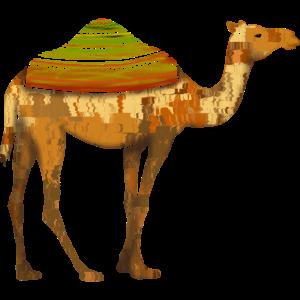 Kamel (marmoriert)
