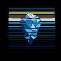 Eisberg Iceberg KEEP COOL PLANET